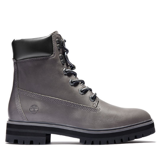 6-Inch Boot London Square pour femme en gris | Timberland