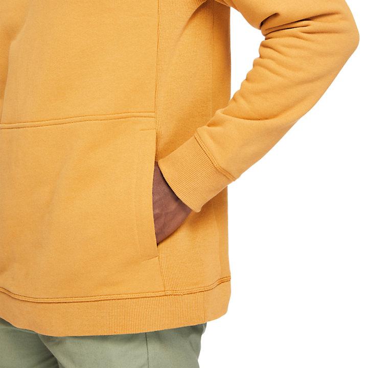 Sweat-shirt Nature Needs Heroes™ pour homme en jaune-