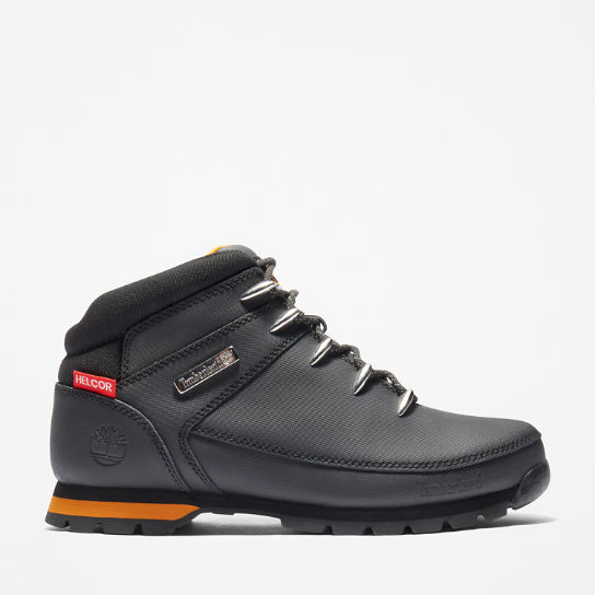 Euro Sprint Mid Hiker for Men in Black Helcor® | Timberland