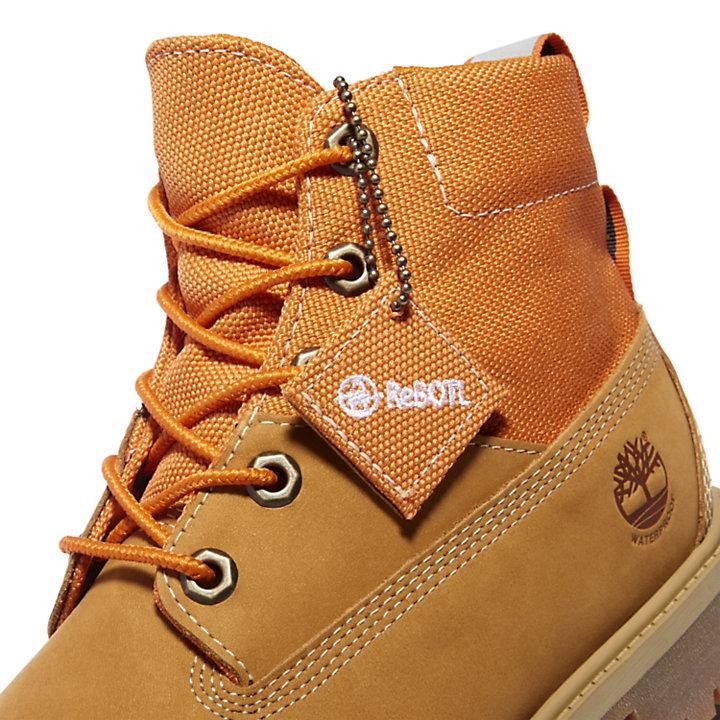 6-Inch Boot junior en jaune-