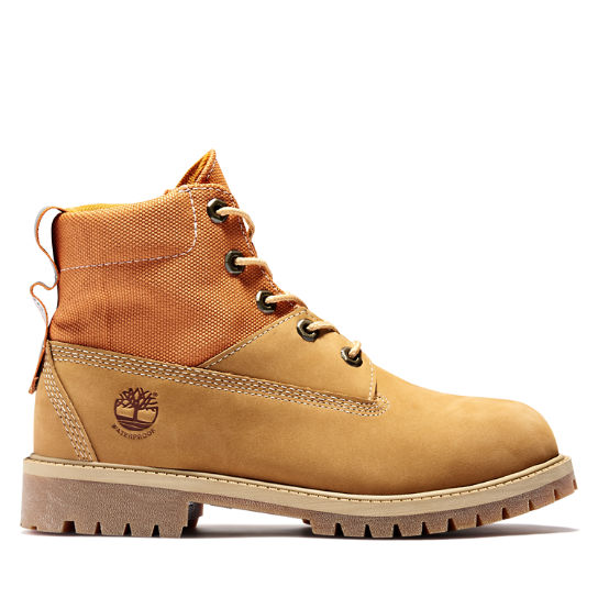 6 Inch Boot for Junior in Yellow | Timberland