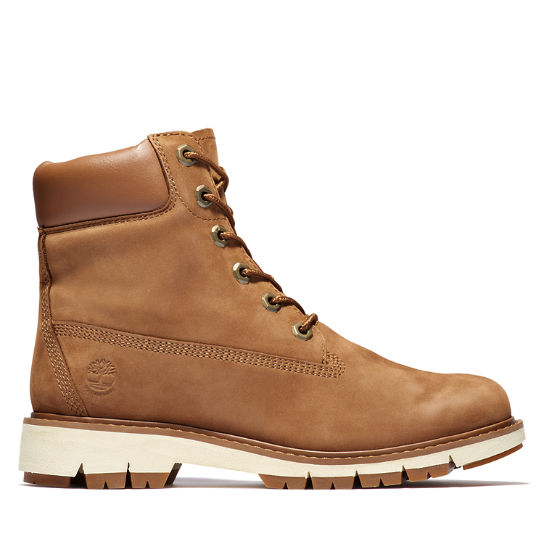 Lucia Way 6 Inch Boot for Women in Brown | Timberland