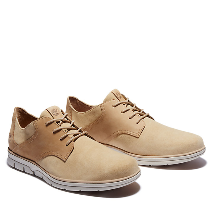 Bradstreet Oxford-Herrenschuhe in Beige-