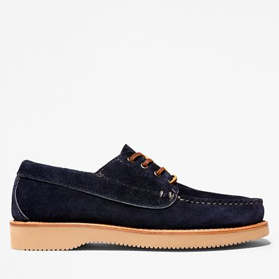 American+Craft+Boat+Shoe+for+Men+in+Navy