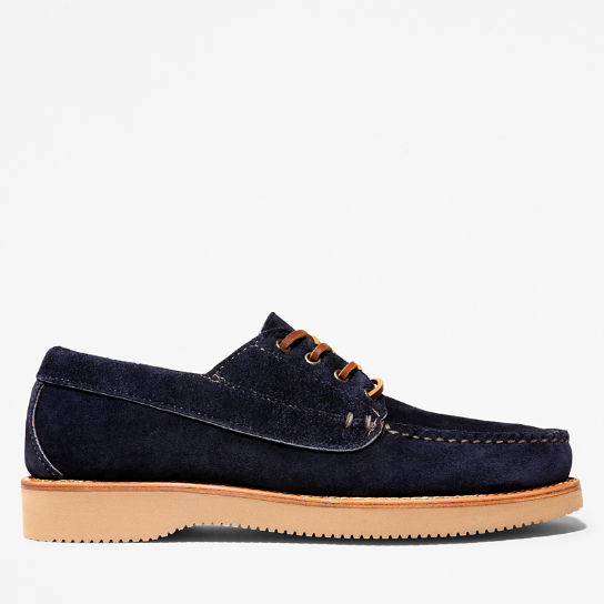 American Craft Boat Shoe for Men in Navy | Timberland
