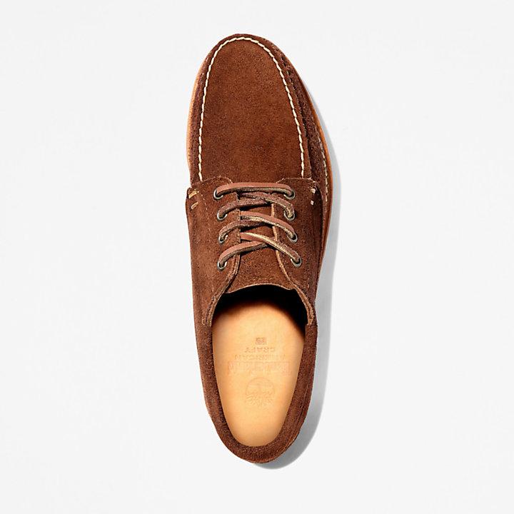 Náutico American Craft para Hombre en marrón oscuro-