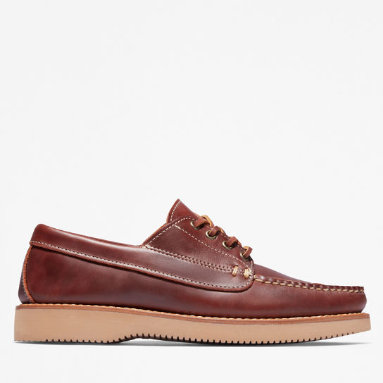 American Craft Boat Shoe for Men in Brown | Timberland