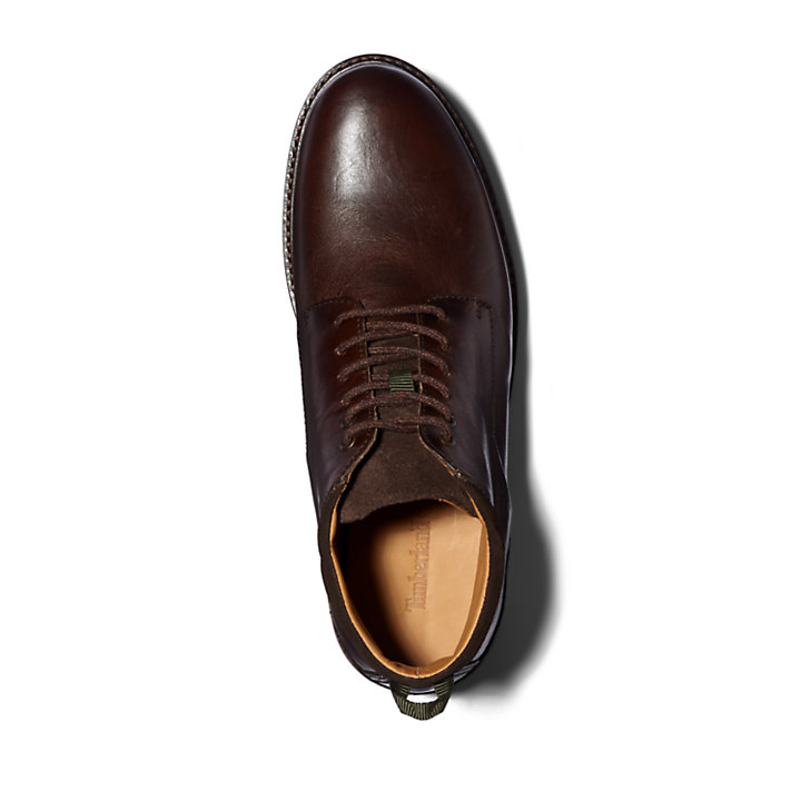 Oakrock Chukka in Dark Brown-