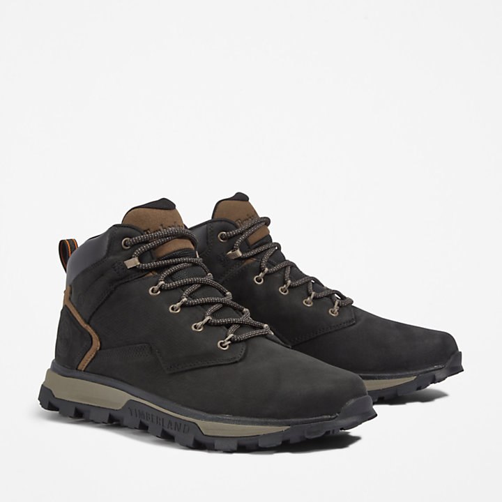 Treeline Hiker for Men in Black-