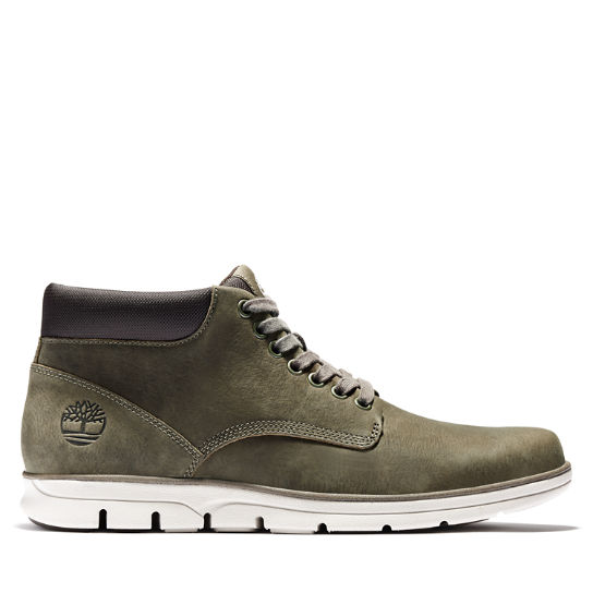 Bradstreet Chukka for Men in Green | Timberland