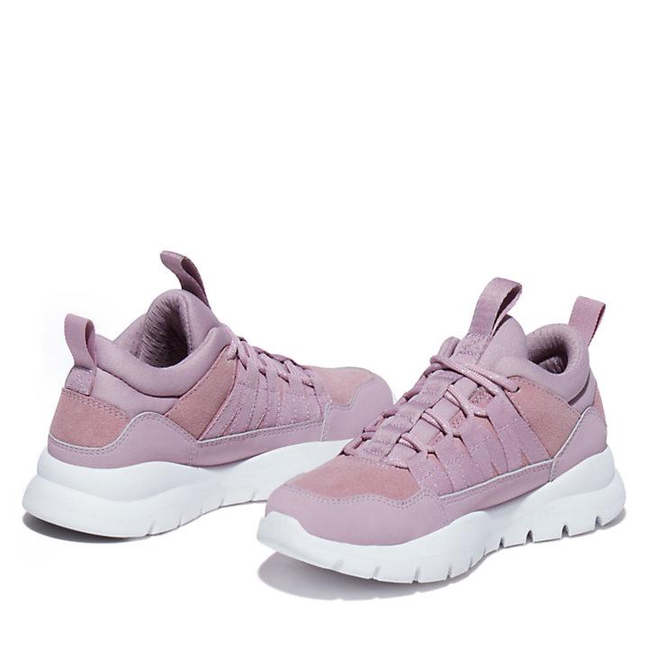 Sneaker da Bambino (dal 30,5 al 35) Boroughs Project in rosa-