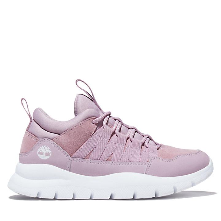 Boroughs Project Sneaker voor Kids in roze-