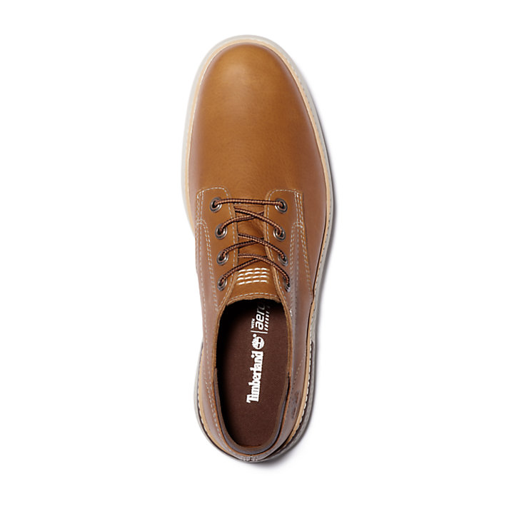 Cross Mark Oxford for Men in Brown-