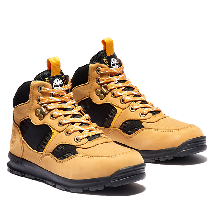 Trumbull Mid Hiker for Youth in Yellow-