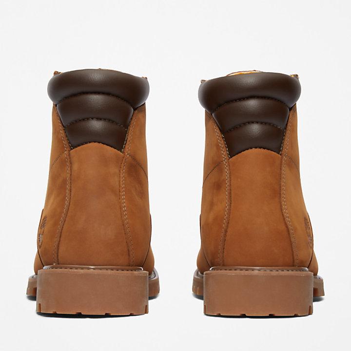 Alburn 6 inch Boot for Men in Light Brown-