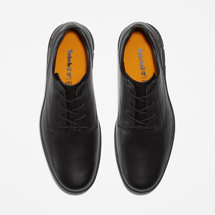 Bradstreet Plain Toe Oxford voor Heren in zwart-