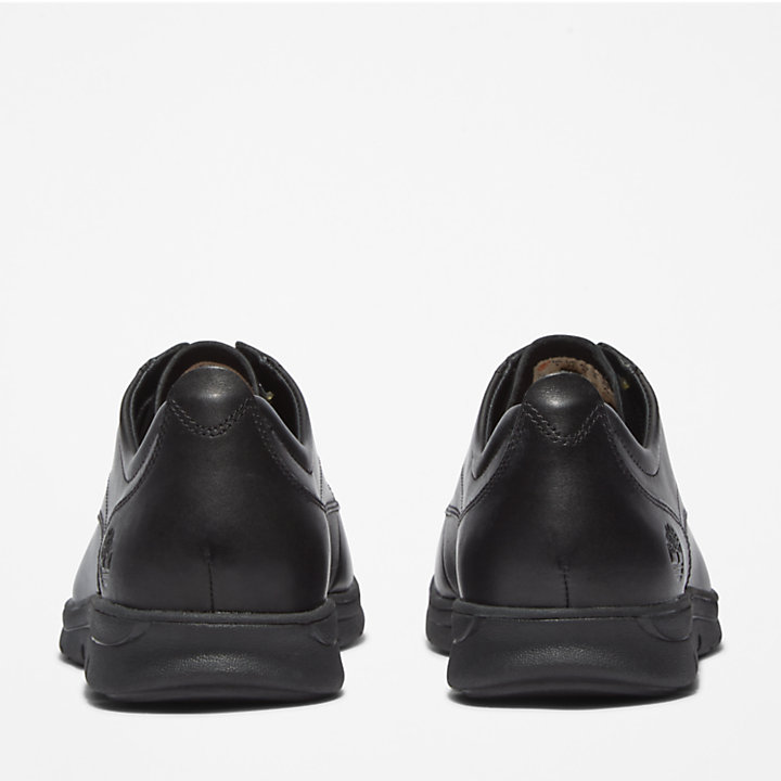 Bradstreet Plain Toe Oxford for Men in Black-