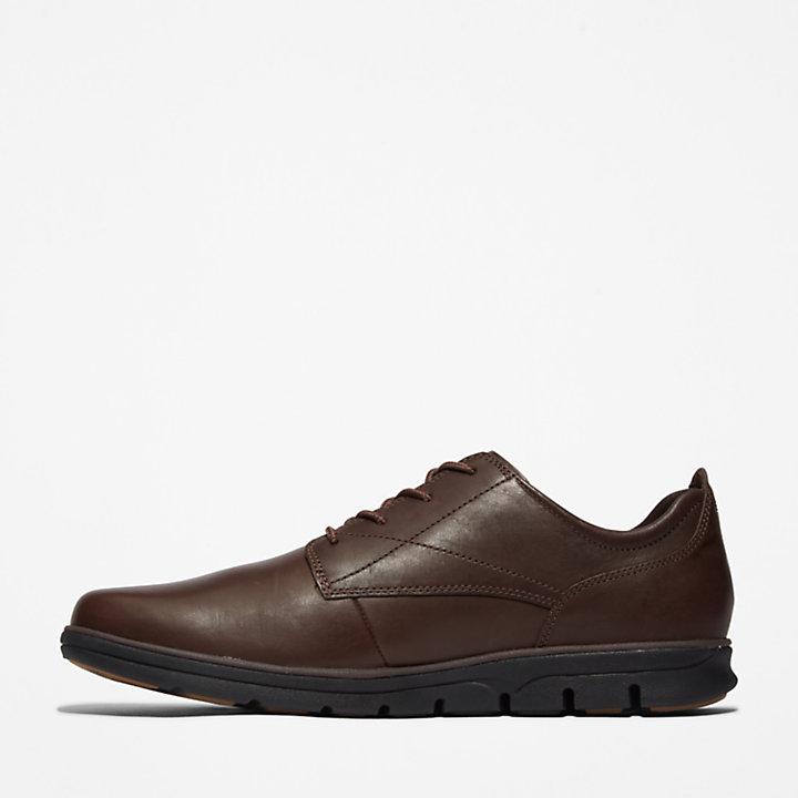 Bradstreet Plain Toe Oxford for Men in Brown-