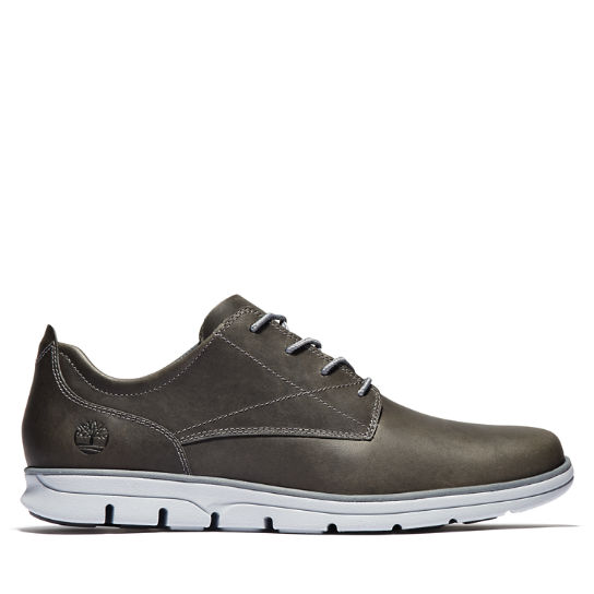 Bradstreet Plain Toe Oxford for Men in Grey | Timberland