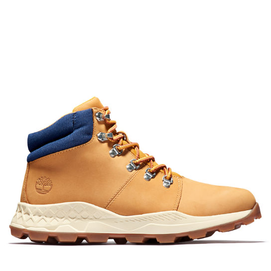 Brooklyn Low Hiker for Men in Yellow | Timberland