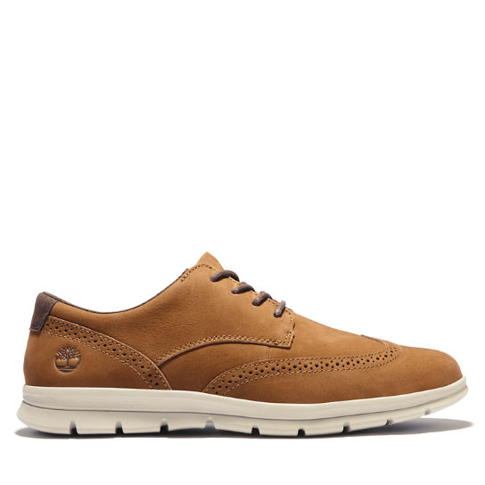 Graydon Brogue Oxfordschuh für Herren in Braun
