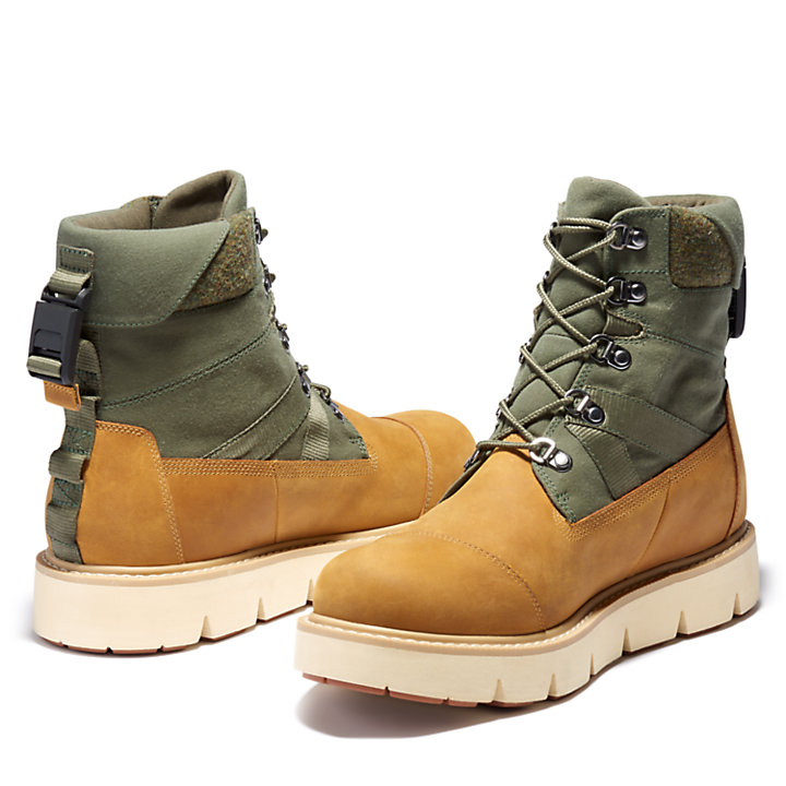 Raywood 6 Inch Boot for Men in Yellow-