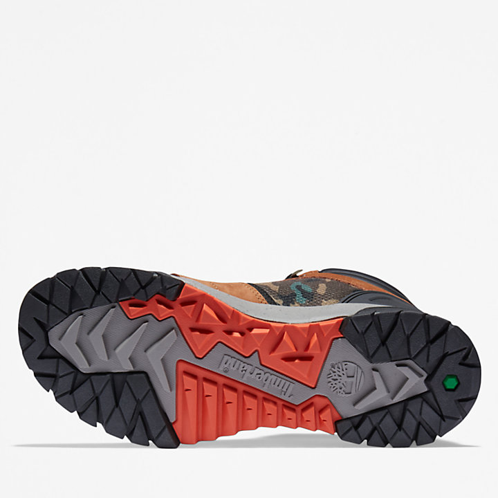 Boulder Trail Trekker Hiker for Men in Brown-