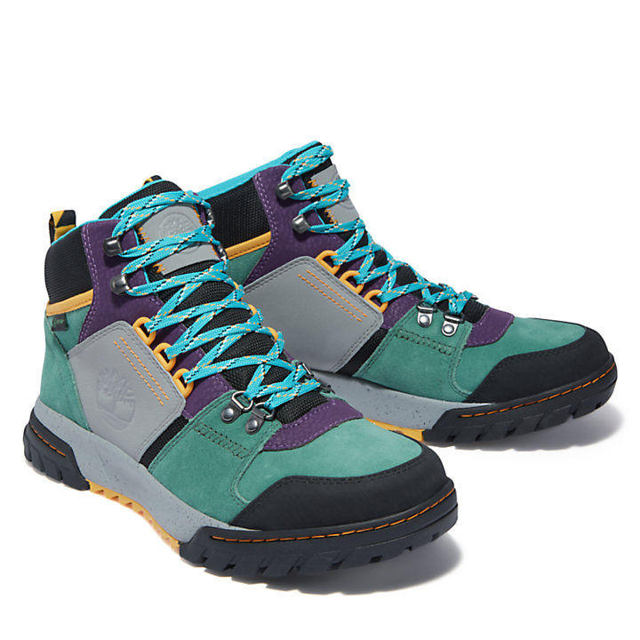 Boulder Trail Trekker Chukka for Men in Green-