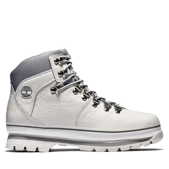 Euro Hiker Hiking Boot for Women in White | Timberland