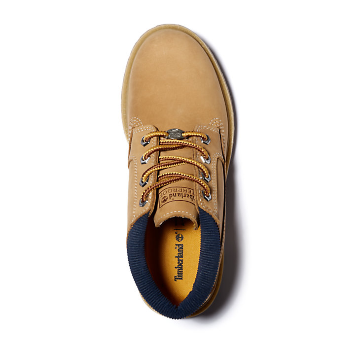 Nellie Chukka for Women in Yellow/Blue-
