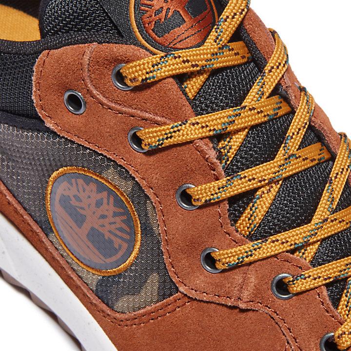 Boulder Trail Trekker Sneaker für Herren in Braun-