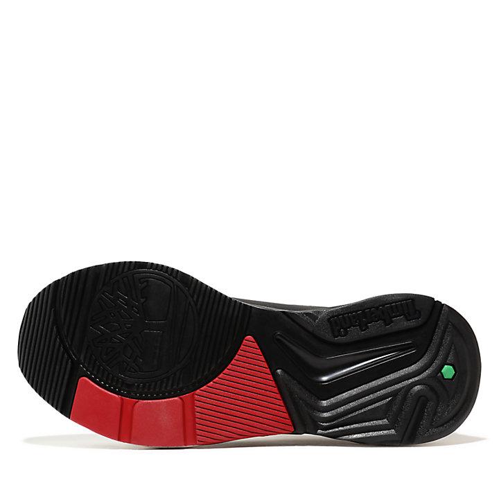 Sneaker in Tessuto da Donna Delphiville in bianco-