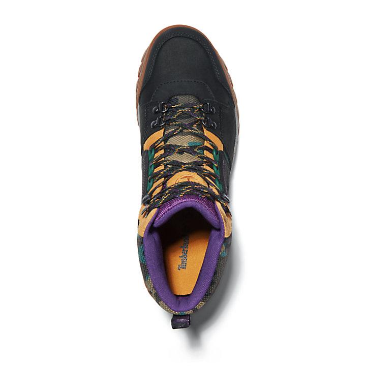Chukka Boulder Trail Trekker para Hombre en color negro-