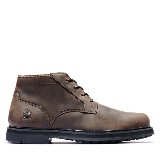 Squall Canyon Chukka Boot for Men in Dark Brown | Timberland