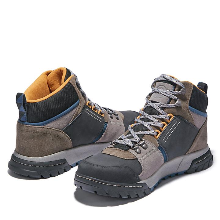 Boulder Trail Trekker Chukka for Men in Brown-