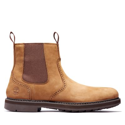 Squall+Canyon+Chelsea+Boot+for+Men+in+Brown