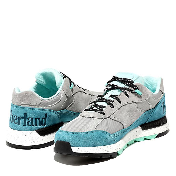 Field Trekker Performance Shoe for Men in Blue-