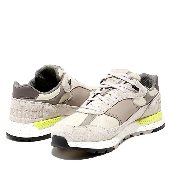 Field Trekker Performance Shoe for Men in Pale Grey-