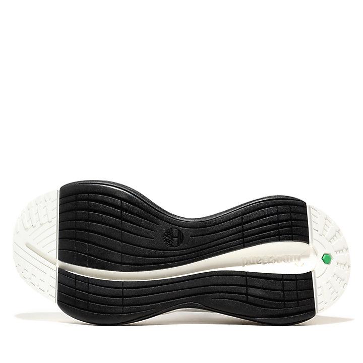 Basket Emerald Bay pour femme en blanc/noir-