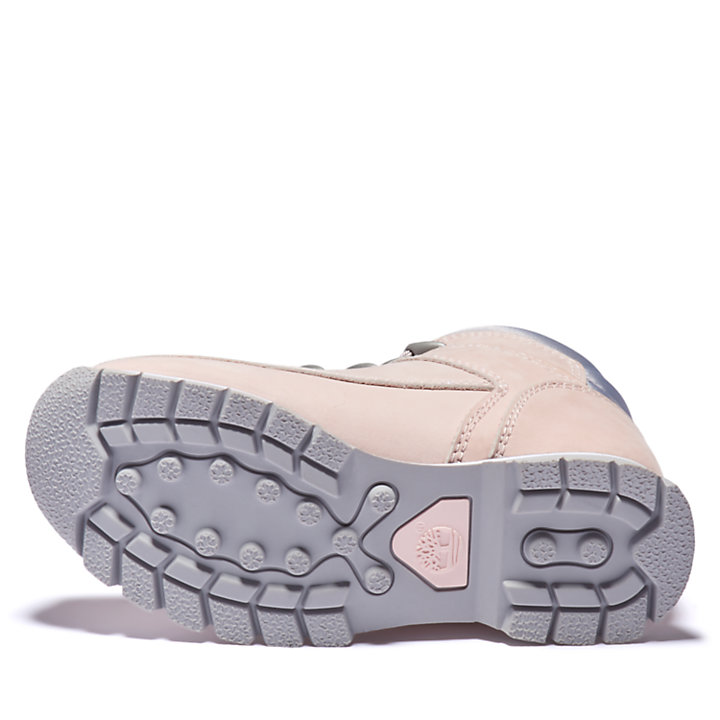 Euro Sprint Mid Hiker for Junior in Pink-