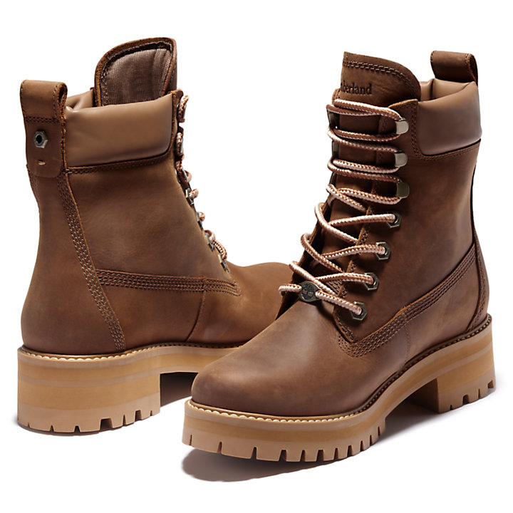 Courmayeur Valley EK+ 6 Inch Boot for Women in Brown-