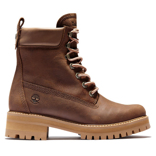 Scarponcino da Donna Courmayeur Valley EK+ 6 Inch in marrone | Timberland