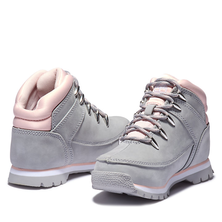 Euro Sprint Mid Hiker for Junior in Grey-
