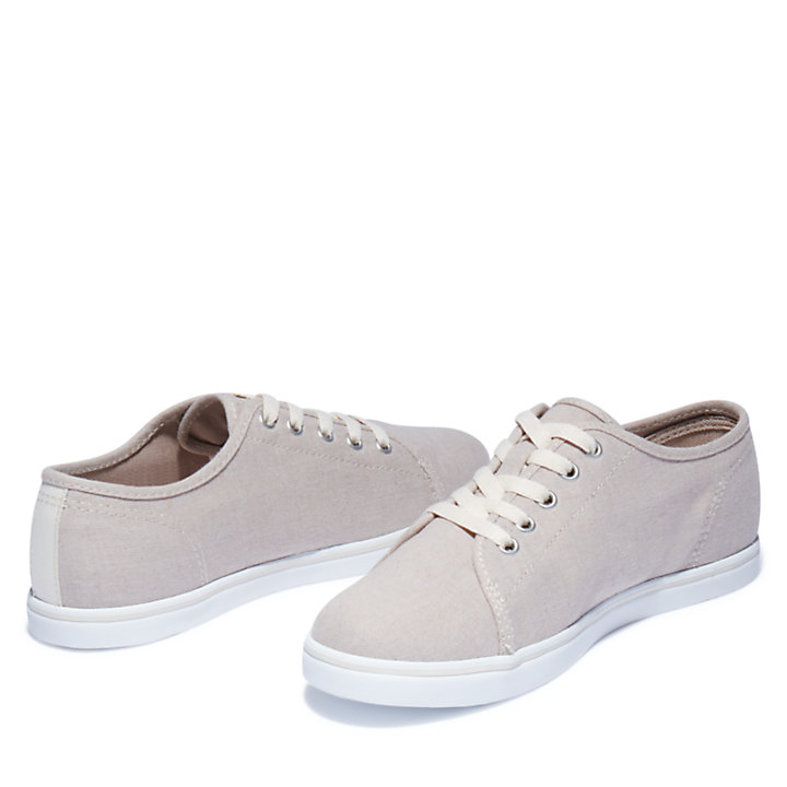 Dausette Canvas Oxford for Women in Beige-