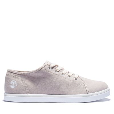 Dausette+Canvas+Oxford+for+Women+in+Beige