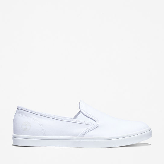 Dausette Slip-on Shoe for Women in White | Timberland