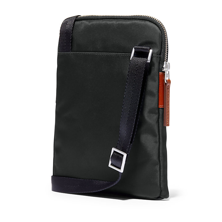 Alderbrook Mini Crossbodytas in zwart-