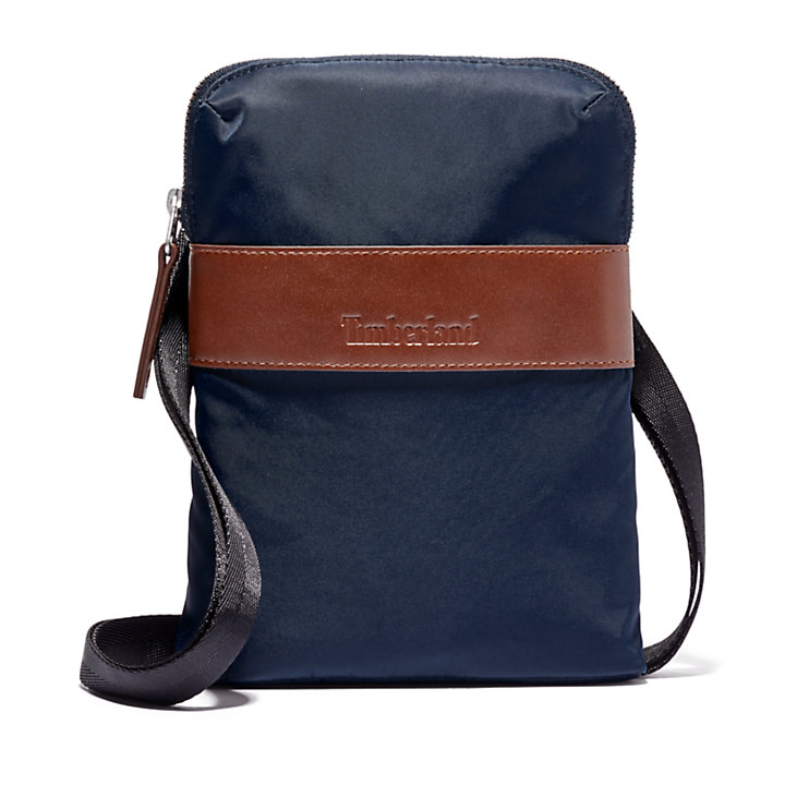 Mini sac à bandoulière Alderbrook en bleu marine-