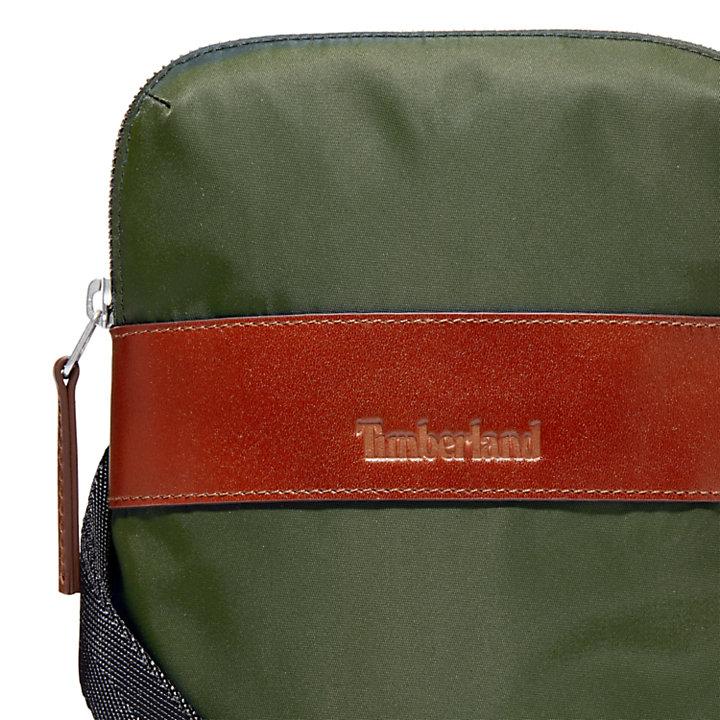 Alderbrook Mini Crossbodytas in groen-