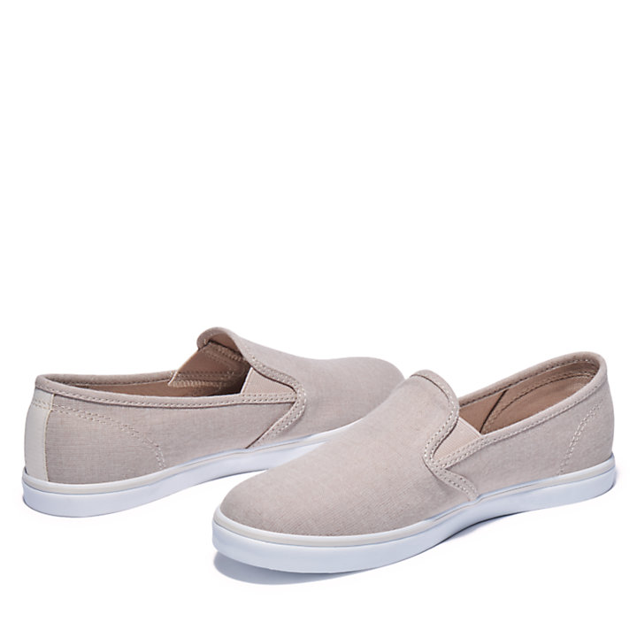 Dausette Slip-on Shoe for Women in Beige-